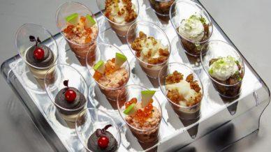 Verrines de la mer - Traiteur Latour Gourmet